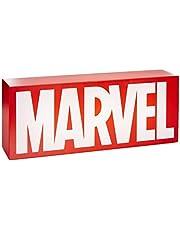 Paladone Marvel-logo, fase-on en light-pulsing-modi, officieel gelicentieerde goederen