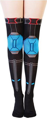 [Tights - Marvel - Blackwidow Licensed New Gt41exmav] (Black Widow Marvel Costumes)
