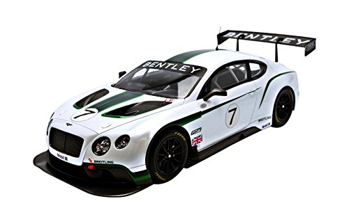 Miniatures TSM141829R scala 1  18   2013 Bentley Continental GT3 Goodwood festival of Speed Model Car