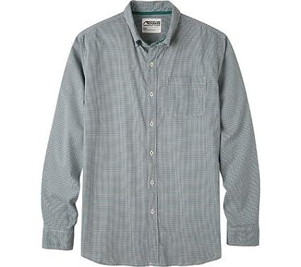 Mountain Khakis Mens Up Town Tattersall Shirt