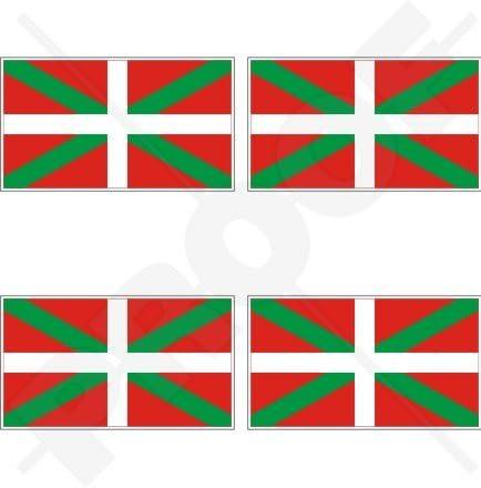 PAÍS VASCO EUSKADI ESPAÑA Bandera 2