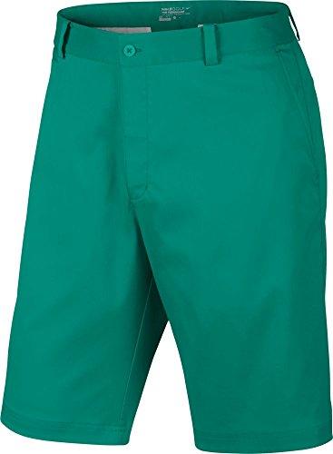 Nike Dri-Fit Flat Front Tech Shorts - Rio Teal - Size 34