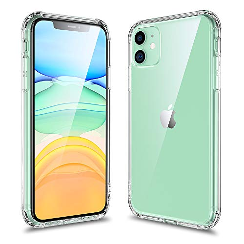 Alpulon Slim Clear Soft Protective Case iPhone 11