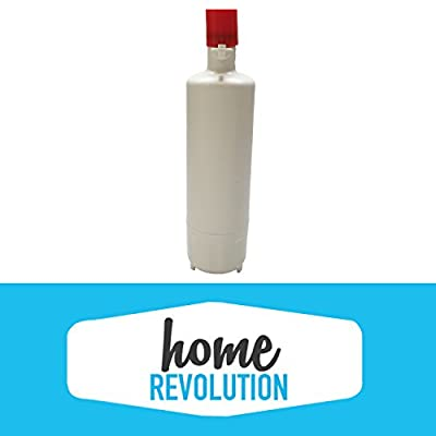 LG LT700P LT700PC RFC1200A ADQ36006101 Comparable Replacement Water Filter Made to Fit LG Refrigerators and Kenmore 469090. Home Revolution Brand Home Kitchen Fridge Water Purifier & Filtration Kit.