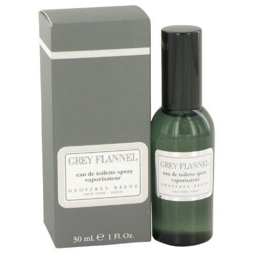 GREY FLANNEL by Geoffrey Beene Men's Eau De Toilette Spray 1 oz - 100% Authentic
