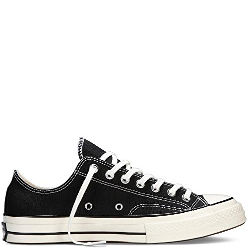 Converse Men's Chuck Taylor All Star '70s Sneakers, Black, 9 M US ()