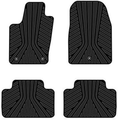 Amazon Com Kaungka Heavy Rubber Car Front Floor Mats Compatible