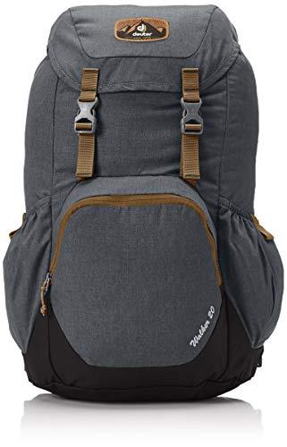 Deuter Walker 24 Backpack, Anthracite/Black, 24-Liter ()