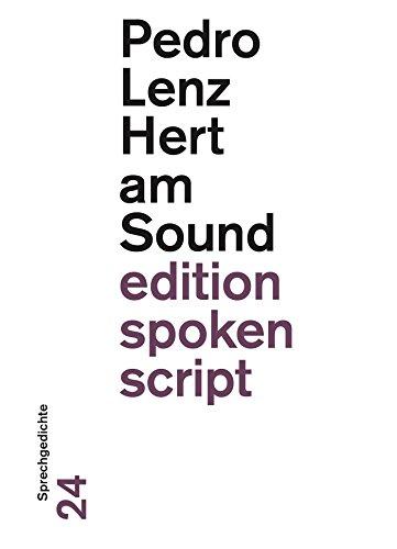 Amazon com: Hert am Sound (edition spoken script 24) (German
