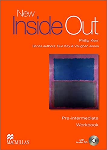New inside out pre intermediate workbook key pack amazon new inside out pre intermediate workbook key pack amazon sue kay vaughan jones 9781405099554 books fandeluxe Image collections