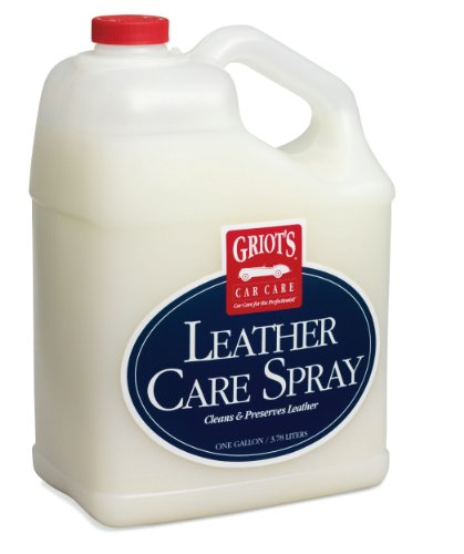 Griot's Garage 11055 Leather Care Spray Gallon by Griot's Garage (Image #1)