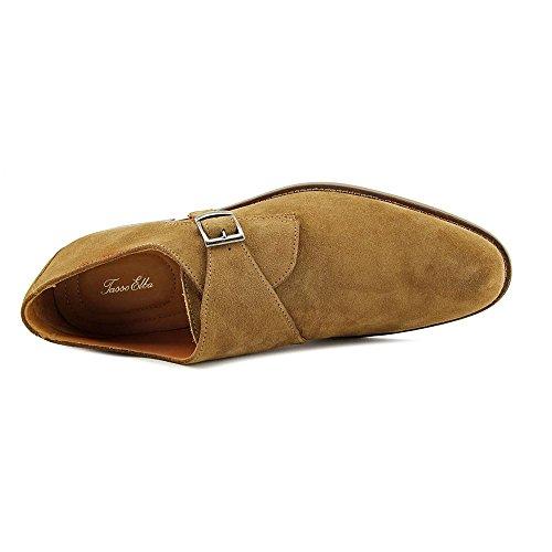 Tasso Lucca Monk Loafers Elba Single Men's Tobacco ARA6r