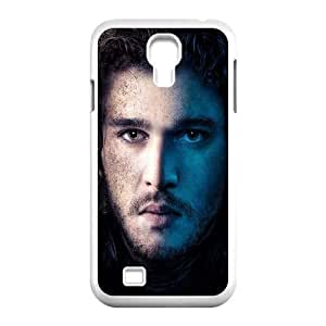 Samsung Galaxy S4 9500 Cell Phone Case White Game Of Thrones Jon Snow JNR2232539