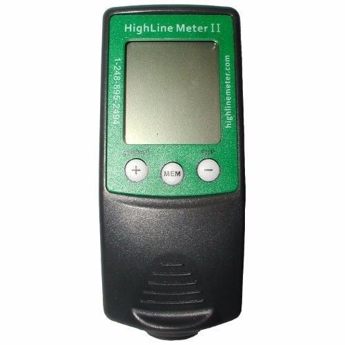 HighLine 2nd Generation Paint Meter