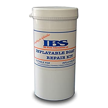 IBS Inflatable Boat Repair Kit - Light Grey PVC: Amazon co