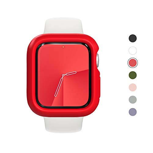 Funda Protectora De Pantalla Para Apple Watch Serie 4-5hjy