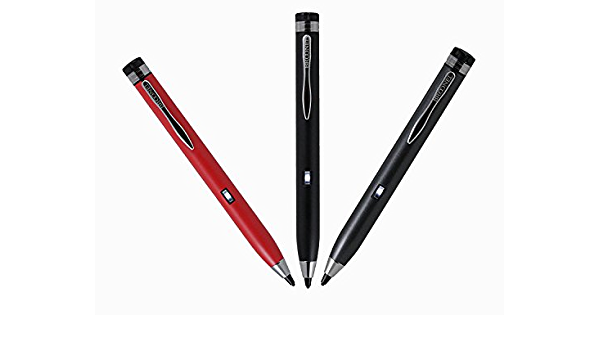 Dragon Touch V10 10 inch Broonel Grey Fine Point Digital Active Stylus Pen Compatible with The Dragon Touch K10 10.1