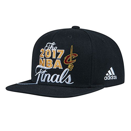 Conference Champion Cap - Cleveland Cavaliers adidas 2017 Eastern Conference Champions Locker Room Snapback Hat