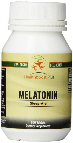HealthBoost plus mélatonine