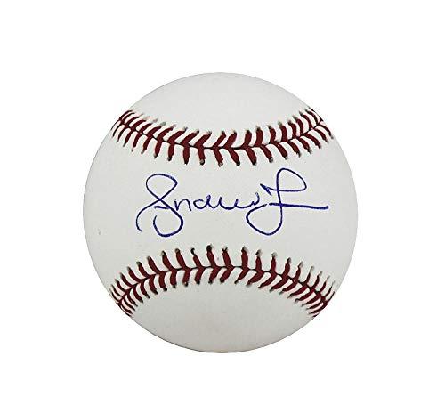 Andruw Jones Signed Baseball - Rawlings Rangers - Autographed Baseballs