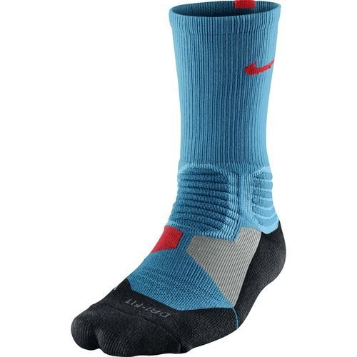 Nike Men's Hyper Elite Basketball Crew Socks XL (Men's 12-15)