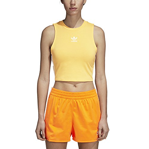Originals Adidas Donna Chalk 314337 Maglietta Orange 1pZpdSq