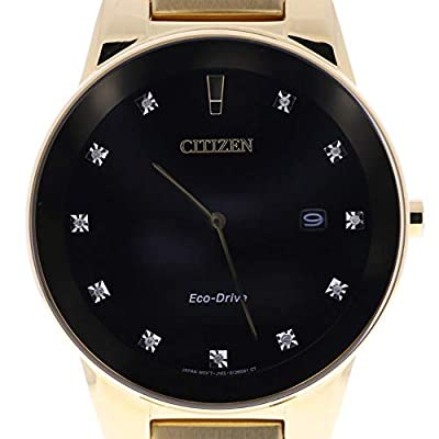 Citizen Eco Drive Japanese-Quartz Male Watch J165-S091250 (Certified Pre-Owned) from Citizen