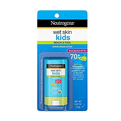 Neutrogena Wet Skin Junior Sunblock Spray