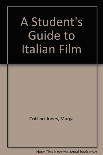 A Student's Guide to Italian Film