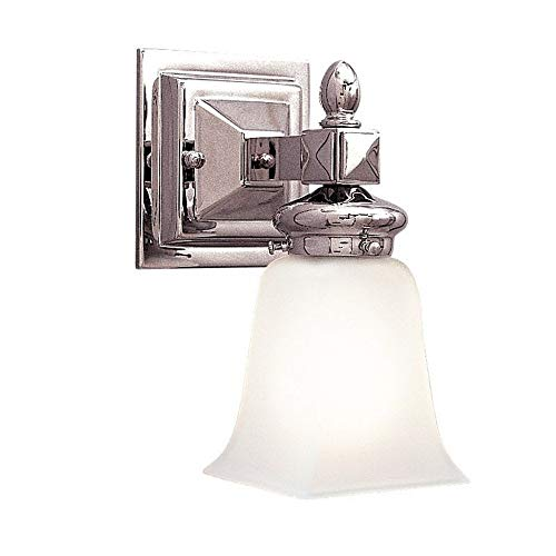 (Hudson Valley Lighting 2821-PN Cumberland 1 Light Bath And Vanity, Polished)