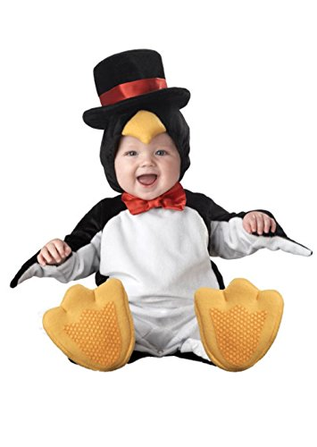[Lil' Penguin Infant/Toddler Halloween Costume] (Lil Mermaid Costumes Toddler)