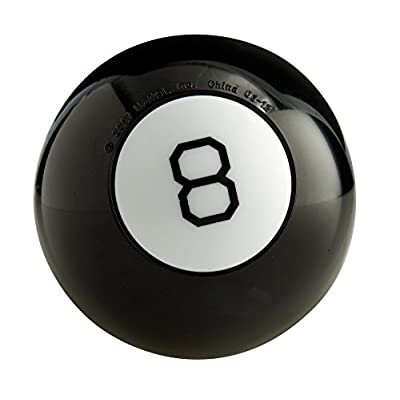 Magic 8 Ball: Mini: Toys & Games