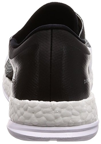 Zip Blanc Negbas Plamet TR Femme de Ftwbla Argent Chaussures Pureboost Multicolore X Fitness adidas Noir qTwSpp