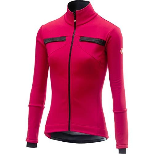 Castelli Dinamica Jacket - Women's Electric Magenta, M