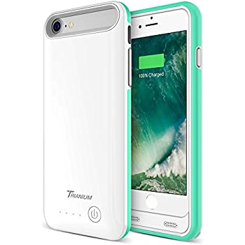iphone 7 case battery charger 47 inch charging case 3200mah extended battery pack power cases juice bank coverapple certified part