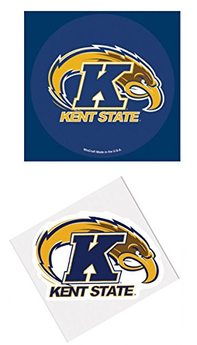 (WinCraft Kent State Golden Flashes Auto Magnet 4