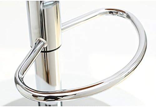 Etabli, chaise pivotante, tabouret de bureau, chaise de bar rotative réglable en hauteur à 360 °, ronde, chaise de travail, siège de sport, tabouret ergonomique WYTIAO-A-Royalblue