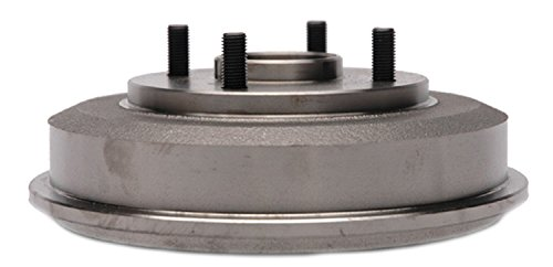 - ACDelco 18B549 Professional Rear Brake Drum Assembly with Bearing
