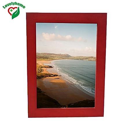 Marco de fotos 12 x 16 inch colgar en la pared estilo Retro Cherry ...