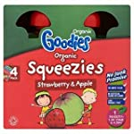 Organix Goodies Organic Squeezies Str...