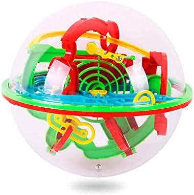 Yousheng 3D estéreo Magia Laberinto Bola Bola de Inteligencia ...