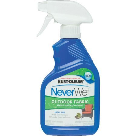 Rust Oleum NeverWet Outdoor Fabric Waterproofing Spray 11...
