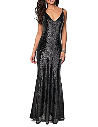 Lily Wedding Womens Open Back Prom Dresses 2018 Long Mermaid Evening Formal Party Ball Gowns P184