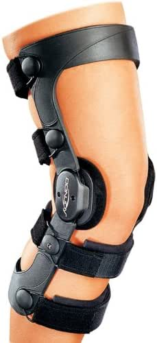 DonJoy Legend SE-4 Knee Support Brace: ACL (Anterior Cruciate Ligament), Right Leg, Small
