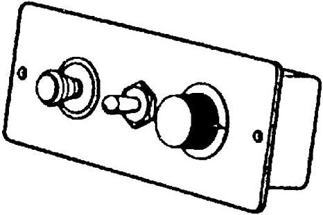 Buy Jabsco Directional Switch, Spotlight, 8 43990-0000 ... on