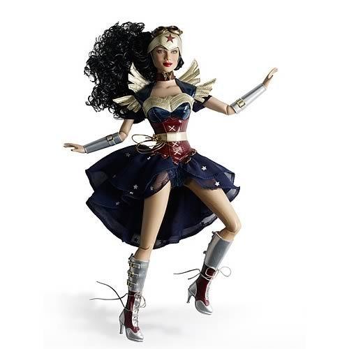 Tonner Dolls Wonder Woman Steampunk