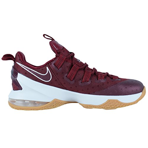 Nike Red Sail Basketball XIII Black Lebron Low Team Shoes Mens rf0rg8xq