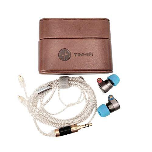 2 pcs TIN Audio Earphone Case Headphone Headset Cable Storage Bag for T2 T3 T2 PRO KZ TFZ Earphones