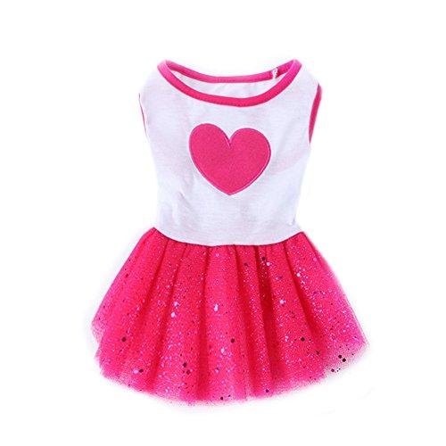 PanDaDa Puppy Small Princess Clothes