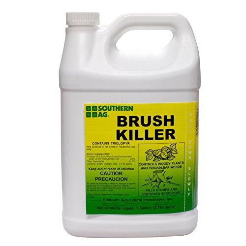 APS Southern Ag Brush Killer 1 Gal Vines Brush Stumps Tri...